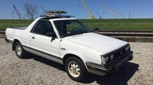 100 Craigslist New Orleans Cars And Trucks For 5200 You Could Pickup This 1986 Subaru Brat