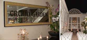 Orchid Garden Wedding