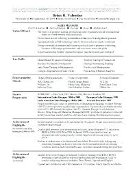 International Resume Format Free Download Template Student Example Cv