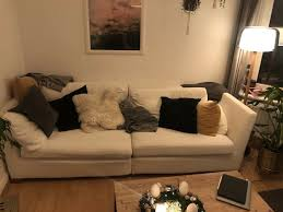ikea stockholm 3 5 sitzer sofa