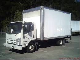 2019 ISUZU NRR 20 FT BOX VAN TRUCK FOR SALE #593728