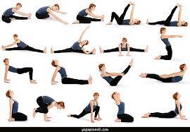 Yoga Asanas Sitting Postures I With Names 2016