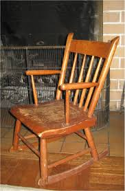 Pictures Of Old Rocking Chairs Very Small Early 1800s ...