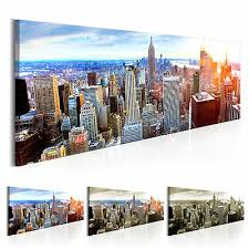 wandbilder new york skyline manhattan leinwand bilder