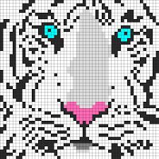 Halloween Perler Bead Patterns by White Tiger Perler Perler Bead Pattern Bead Sprite Crafts