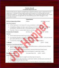 Resume Examples For Job Hoppers With Hopping Example New 8