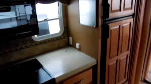 Travel Trailer Floor Plans Rear Kitchen by 2007 Keystone Everest 366 I Fifth Wheel 4 Slides Rare Rear