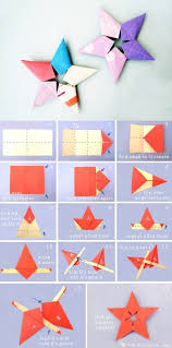 Origami Crafts Step By
