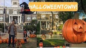Halloweentown 5 Cast by Going To Halloweentown Youtube
