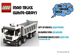 100 How Much Does 2 Men And A Truck Cost LEGO MOC MN