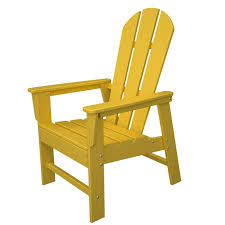 Polywood Original Adirondack Chair As Seen On Qvc With Chairs