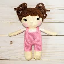 I Am So Excited To Introduce To You The Friendly Molly Crochet Doll