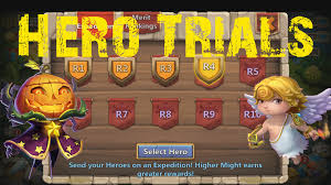 Pumpkin Duke Castle Clash Hack by Castle Clash How To Burn Through Hero Expeditions Youtube