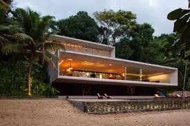100 Modern Beach Home Designs House On The Brazilian Coast IDesignArch Interior