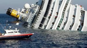 it was like in titanic luxury cruise ship runs aground 5 dead