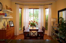 Jcpenney Brown Sheer Curtains by Accessories Personable Dining Room Curtains Design And Ideas For