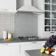 details zu küchenrückwand sicherheitsglas spritzschutz für küche farbe milchglas