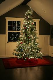The Fake Christmas Tree Located In Attic