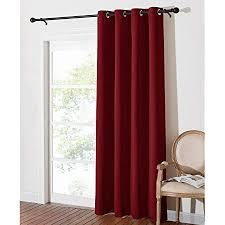 pony gardinen blickdicht wohnzimer 1 stück h 210 x b 132 cm vorhänge blickdicht thermo gardinen für schlafzimmer weihanchten deko vorhang