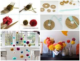 Easy Yarn Crafts Creative Ways To Use Without Knitting Or Crocheting