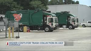 100 Truck Town Summerville Of To Pay An Extra 171000 For Trash Collection In