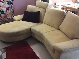 wohnzimmer 2 3 sitzer sofa gebraucht mit canapee ca