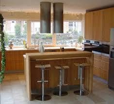 küchentheke selbst bauen holz oder andere farbe