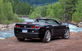 Quick Takes: 2012 Chevy Camaro RS V-6 Convertible Vs. Mustang V-6 ...