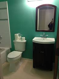 Paint Color For Bathroom With Almond Fixtures by We Bought The 8x12 Crema Marfil Marble Tile For The Floor And