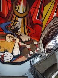 David Alfaro Siqueiros Murales by Mural
