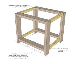 Photo 5 Of 6 Marvelous Diy End Tables Rustic X Table