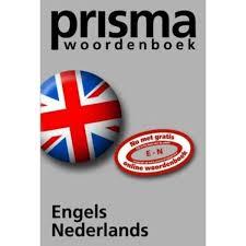 Bolcom Prisma Woordenboek Engels Nederlands ME Pietersevan