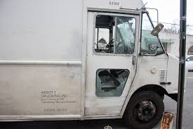 100 Fed Ex Trucking Wild Brawl Erupts After Truck Hits Mourner Outside Funeral