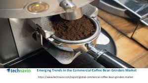 Emerging Trends In The Commercial Coffee Bean Grinders Market Technavio