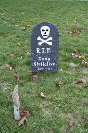 Awesome Halloween Tombstones by Homemade Tombstone Gravestone Count Dracula Halloween