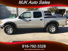 2001 Toyota Tacoma 3.4 V6 Double Cab 4x4 4wd For Sale In Nevada And ...