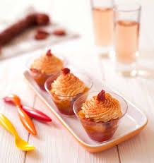 recettes de cuisine d été verrines d été poivrons et chantilly de chorizo les meilleures