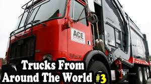 Garbage Trucks From Around The World - Part 3! L Can You Spot The ... Truck Youtube Garbage Trucks Rule Youtube Remote Control Schedules Homewood Disposal Service Videos For Children L Best And Toys Color Learning For Kids Waste Management Of Litchfield Park At The Dump Part 2 And Dickie Recycle Toy