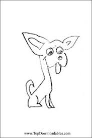 Free Printable Detailed Dogs Coloring Page