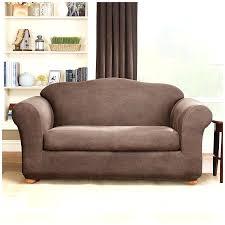 amazon com sure fit stretch pique sofa slipcover antique home