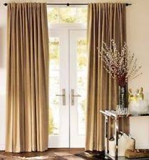 Pottery Barn Curtains Ebay by Pottery Barn Polyester Curtains Drapes U0026 Valances Ebay