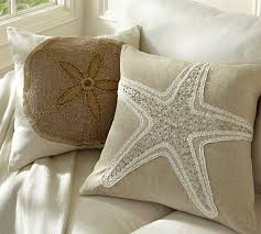 Pottery Barn Decorative Pillows by I Love This Ridiculously Expensive Starfish Pillow Jeweled