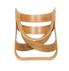 chaise visiteur design original respectueuse de l environnement
