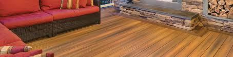 composite decking deck materials pvc decking fiberon
