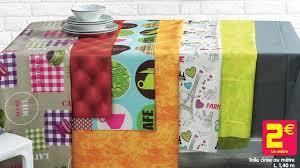 nappe toile ciree au metre gifi promotion toile cirée au mètre produit maison gifi