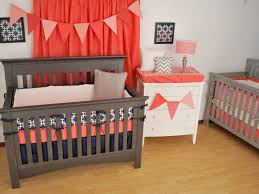 Teal And Coral Baby Bedding by 180 Best Coral And Aqua In The Nursery Images On Pinterest Aqua