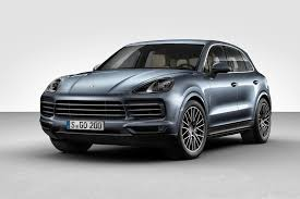How Porsche Says It Will Make The 2019 Cayenne The Best SUV Ever ...