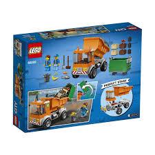 100 Lego City Tanker Truck LEGO Great Vehicles Garbage 60220 KmartNZ