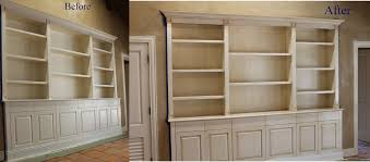 Thermofoil Cabinet Doors Vs Laminate by The Ragged Wren How To Glazing Cabinets