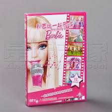 Barbie Doll Makeup Fashion Video